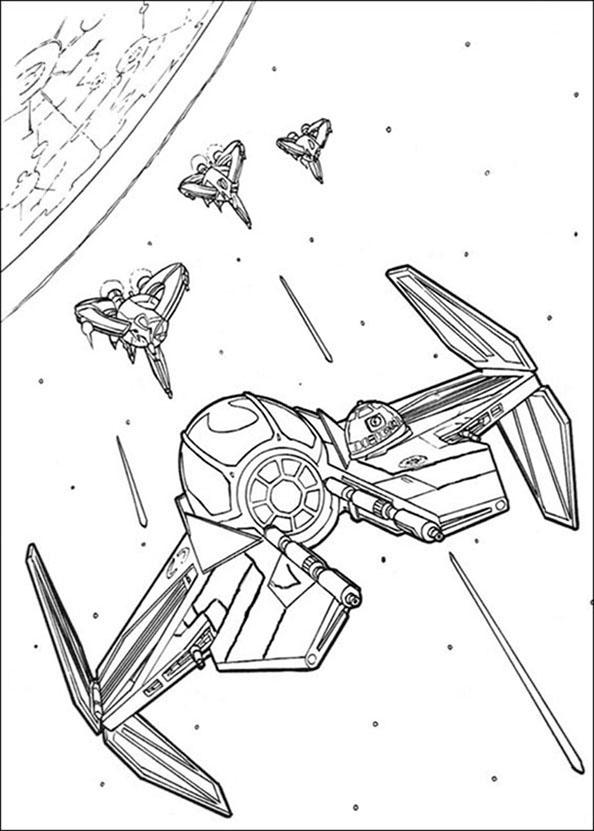 Raumschiffe 2 star wars