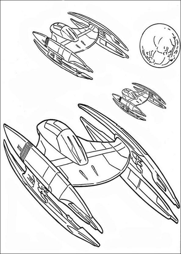 Raumschiffe 3 star wars