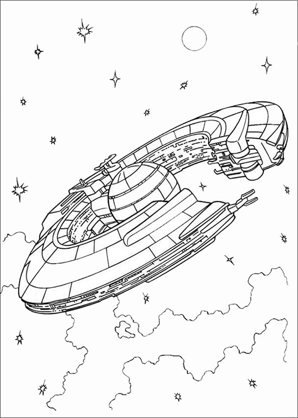 Raumschiffe 4 star wars