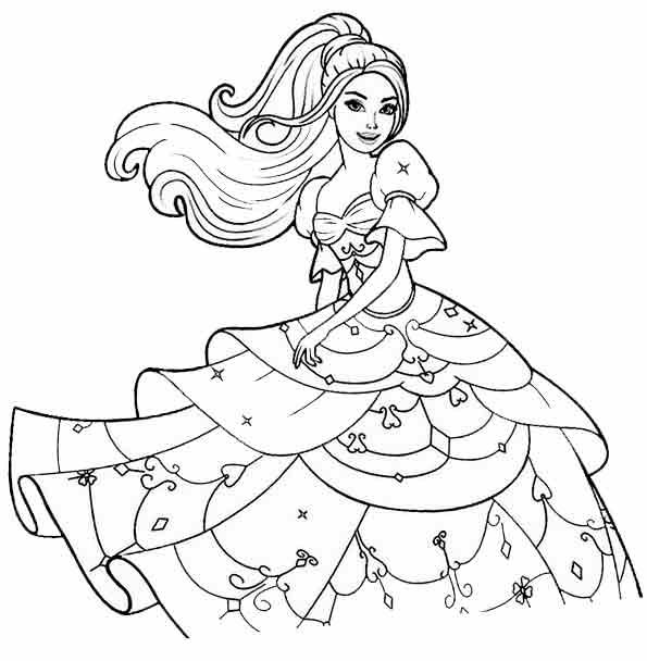 Prinzessin Malvorlagen Zum Ausmalen | My blog