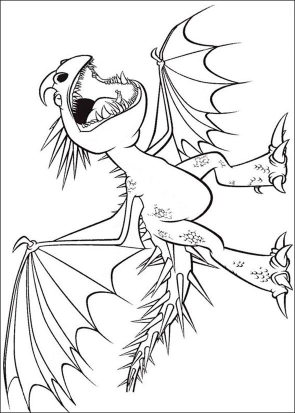 kinderbilder Drachenzähmen 4