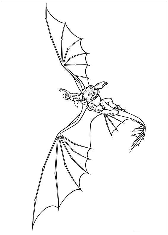 kinderbilder Drachenzähmen 9