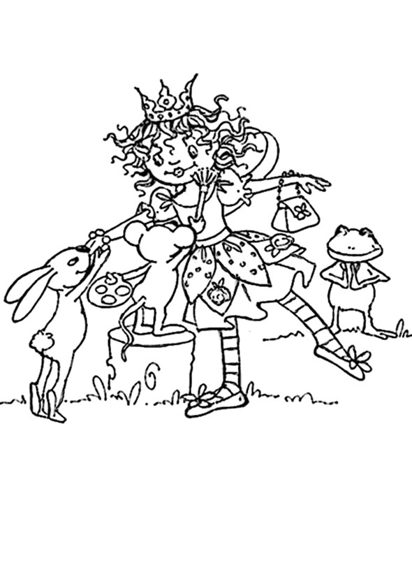 kinderbilder lillifee 12