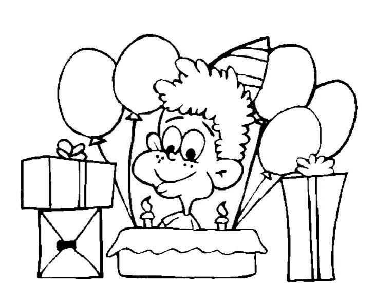 bilder zum ausmalen Geburtstag 8