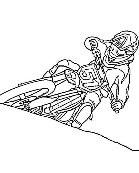 bilder zum ausmalen motorrad 15