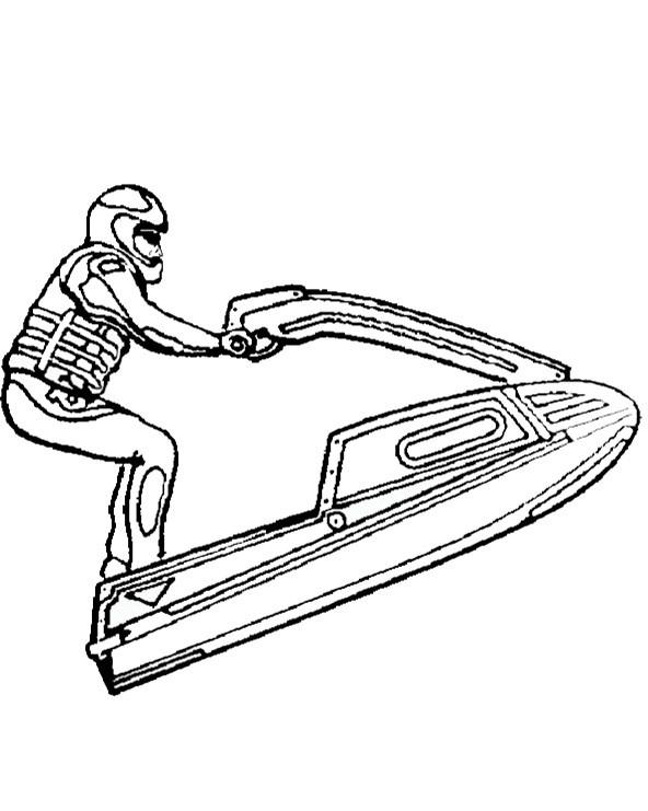 bilder zum ausmalen motorrad 12